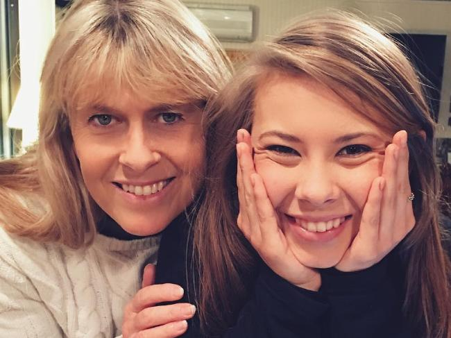 Terri Irwin and daughter Bindi opened up about the family's friendship with Russell Crowe.