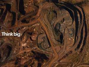 BHP advertising campaign launched