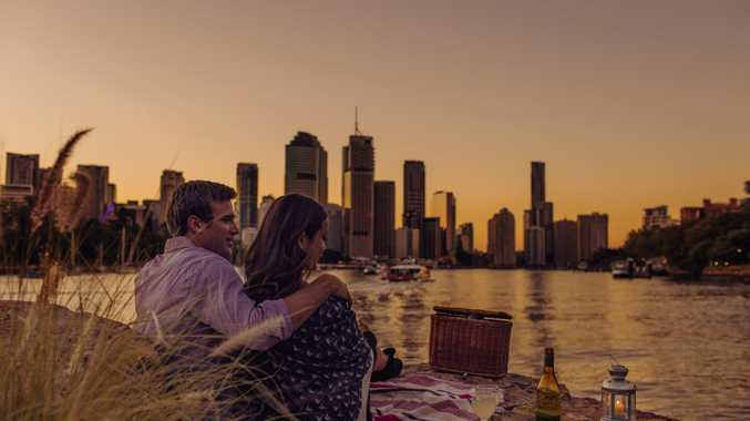 Nothing is more romantic than a picnic with a cracking view.