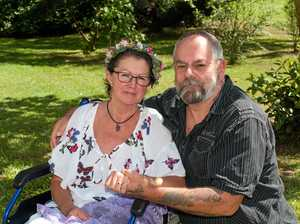 Couple's final vow of everlasting love