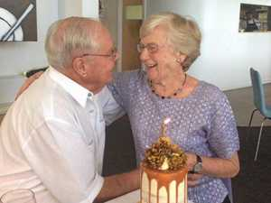 Buderim couple look back on 60 years of love