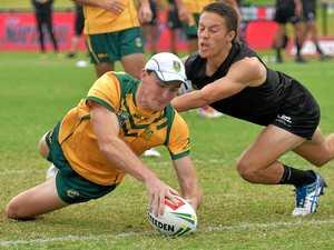 Clean sweep for Aussies in Trans-Tasman touch series