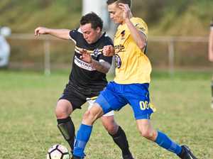 Son's red card almost USQ manager's delight
