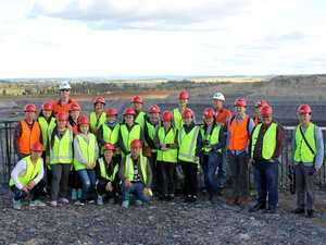 Mongolian journalists learn all about New Acland mine