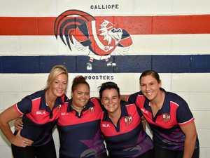 Grant money has Calliope Roosters' ladies crowing