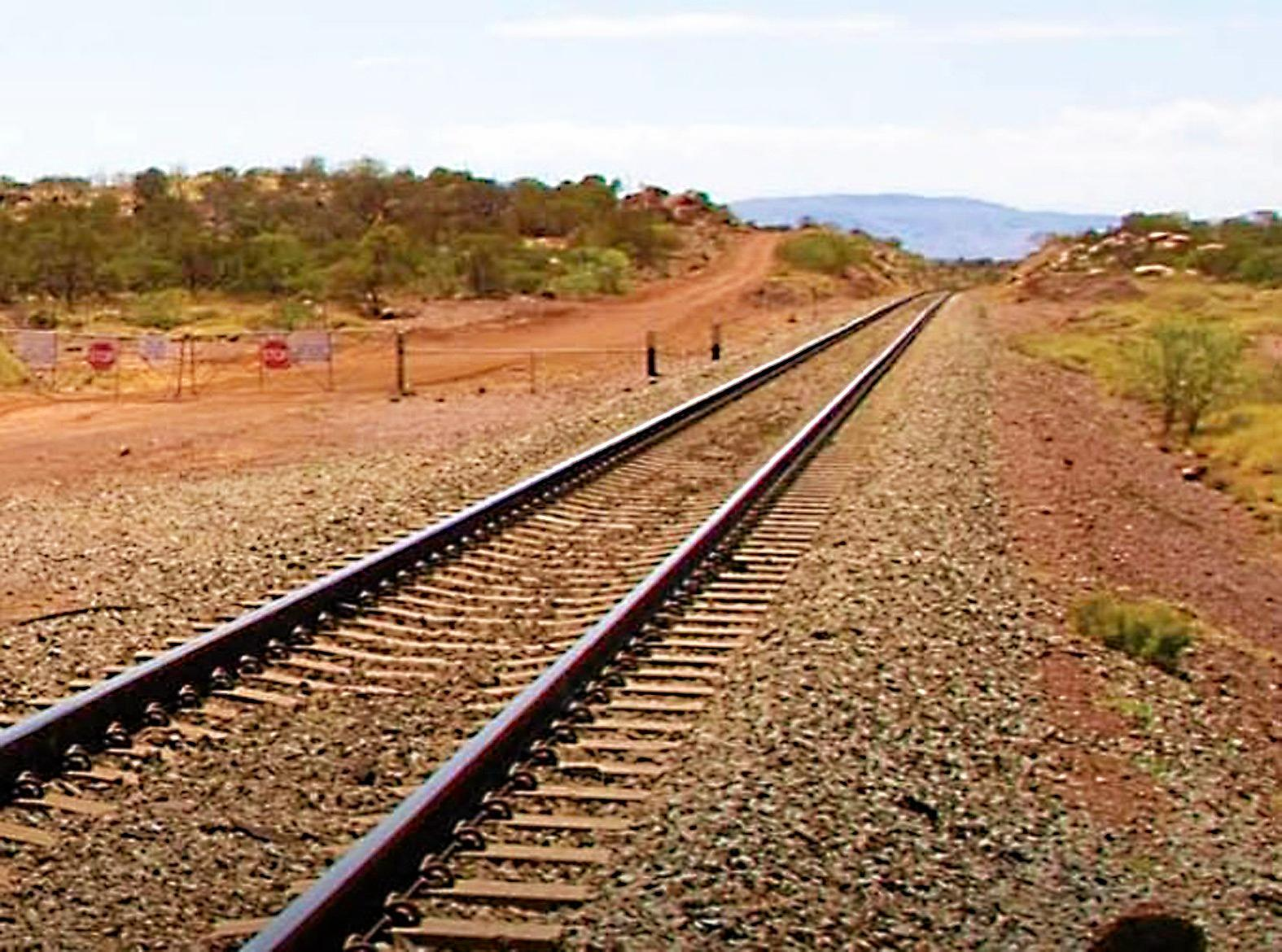 FULL SUPPORT: The Federal Government has committed $8.4 billion to start building the inland rail network from Brisbane to Melbourne.