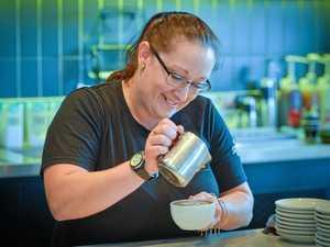 Gladstone barista makes a champion cup of coffee