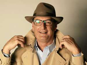 Kochie's charity calendar shoot is all class