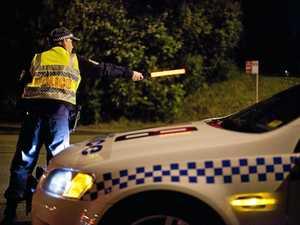 High-range drink driver smashes car into guard rail