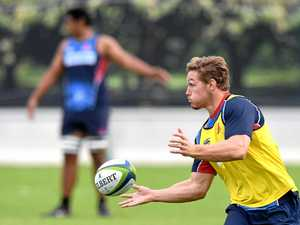 Club form no influence on Wallabies, says Hooper