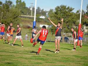 Mixed results for Warwick and Killarney in weekend footy
