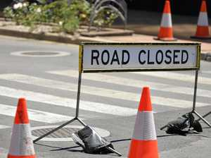 Essential road works to close roads