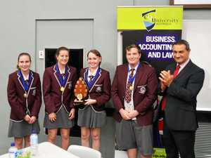CQ School heads to national finals Business Challenge