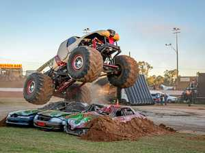 Scruffy the Monster Truck will be back at the Ipswich Show.
