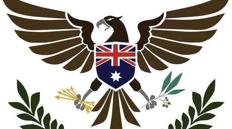 The Australian Fascists logo.