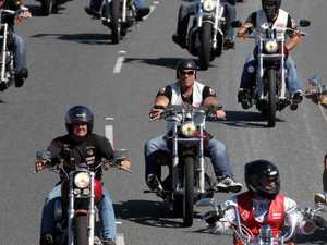 Hells Angel bikie found dead