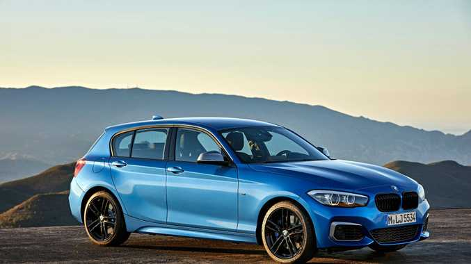 The 2017 BMW 1 Series