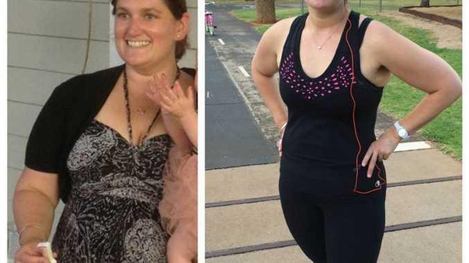Toowoomba woman Toni Chardon found the idea of going for a run