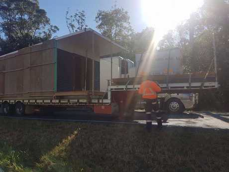 BRUCE HWY BEDLAM: A truck lost its trailer on the Bruce this morning, causing major delays for Coast commuters.