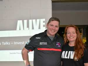 ALIVE tackling mental health in Warwick