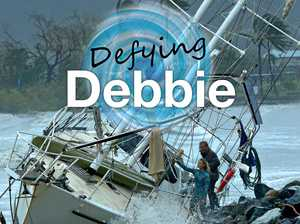 Tribute to all who faced Debbie's wrath