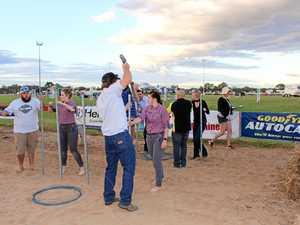 Young farmers challenge entertains spectators