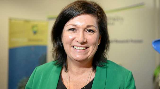 Innovation Minister Leeanne Enoch.