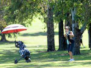 350-strong field tees off on Rocky, Yeppoon fairways