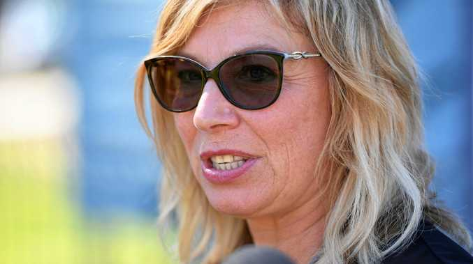 ADVOCATE FOR CHANGE: Australian domestic violence campaigner and the 2015 Australian of the Year Rosie Batty.