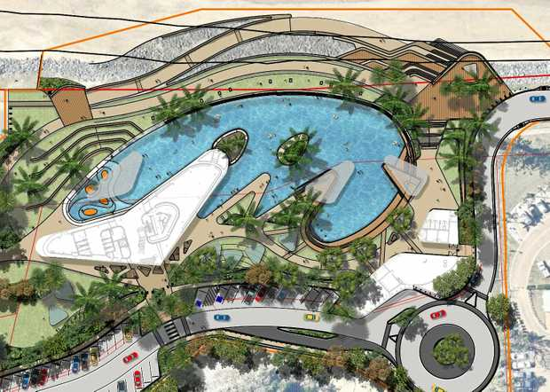 The construction of the much-anticipated Yeppoon Foreshore Lagoon Precinct is expected to be completed in time for the 2017/18 Christmas and New Year peak holiday period.