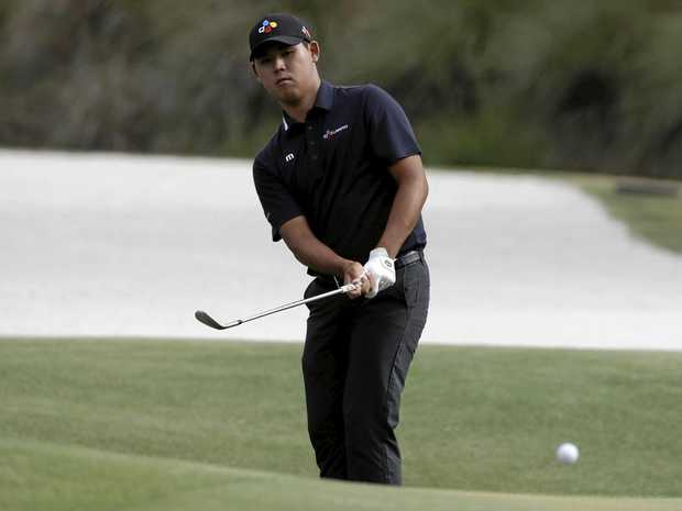 Kim Si-woo is youngest golfer to win '5th major'