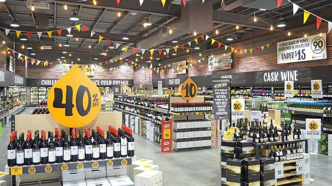 Queensland's first Liquor Market is opening in Maroochydore on Saturday.