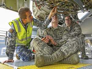 RAAF shows Pacific Agility