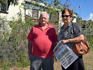 Coast mayor wants 'derelict health hazard' ripped down
