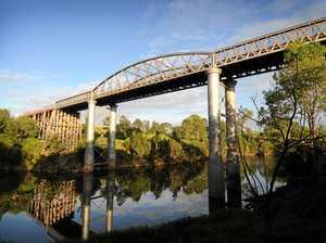 Safety work starts on historic bridge