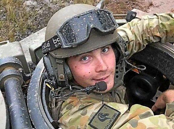 Trooper Stuart James Reddan.