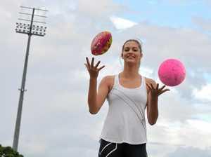 Netball Queensland picks up Mackay talent