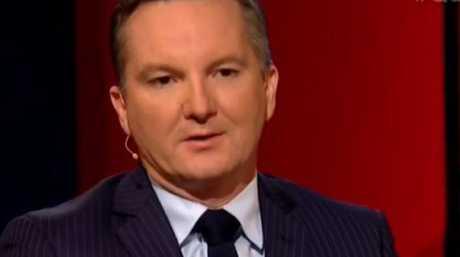 Shadow Treasurer Chris Bowen