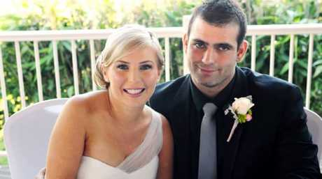 Fiona and husband Patrick started IVF a year after their wedding