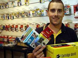 Fraser Coast recycles thousands of ink cartridges
