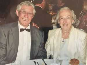 SET FOR LIFE: Courting couple's 65-year match