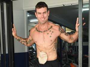 Body Builder Joel Seeney