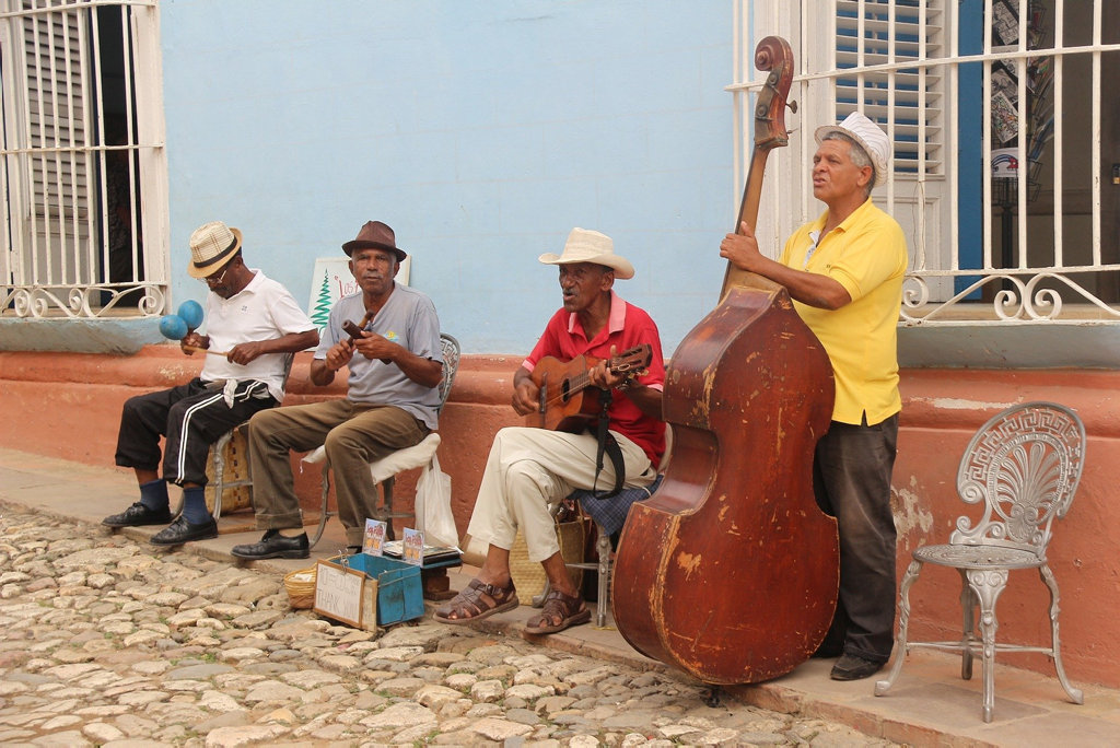 Cuba is still somewhat a hidden gem... but it won't stay that way. See it now before it becomes busy!