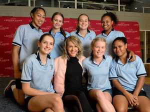 'Love, invest in yourself': Fitness mogul's message to IGGS