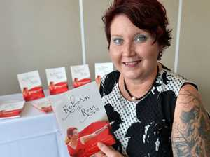 Domestic violence survivor Kelly Lee launches her book