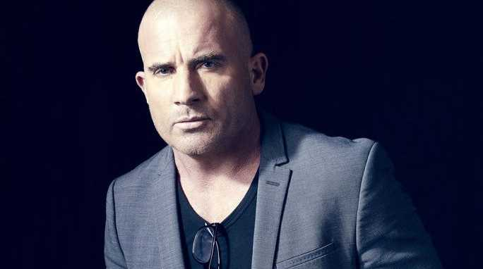 Dominic Purcell stars in the return of the TV series Prison Break.