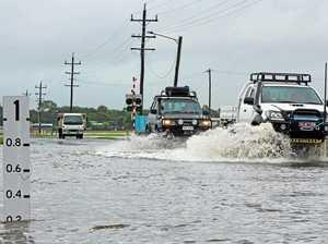 Proserpine put on flood watch