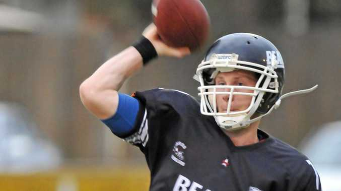 The Logan City Bears have begun recruiting for the new Ipswich Broncos Gridiron Colts team at North Ipswich.