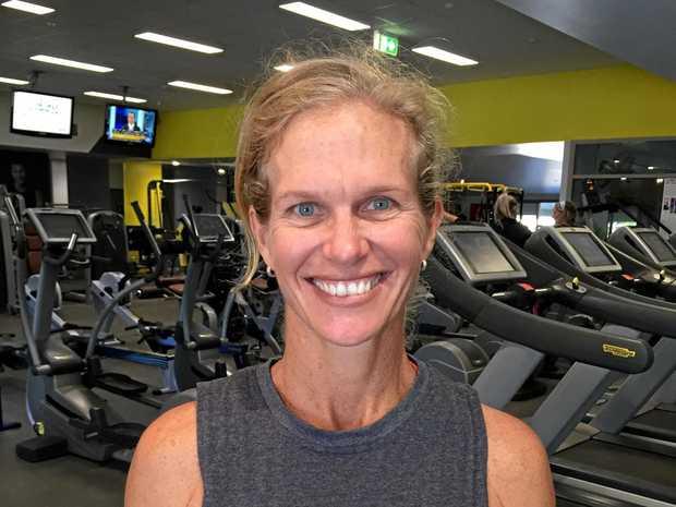 Roberta O'Brien, The Lismore Echo's Health and Fitness Guru.
