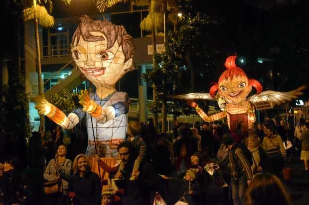 Lismore Lantern Parade will be one of many exciting events hosted in Lismore over June and July.
